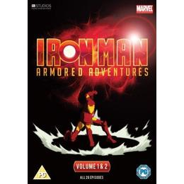 Iron Man (Animated) Complete Box Set [DVD]